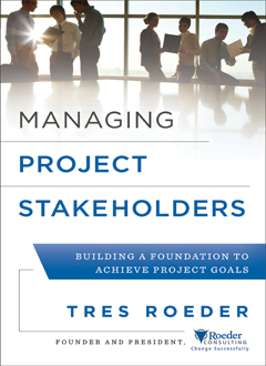 Managing Project Stakeholders    (up to 10 PDUs)